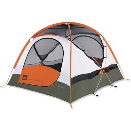 photo: REI Base Camp 4 three-season tent