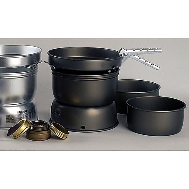 photo: Trangia 27-7 UL/HA alcohol stove