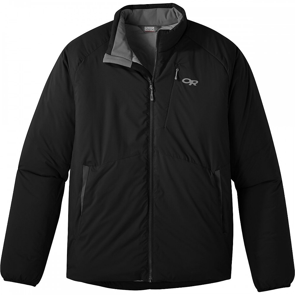 photo: Outdoor Research Refuge Jacket synthetic insulated jacket