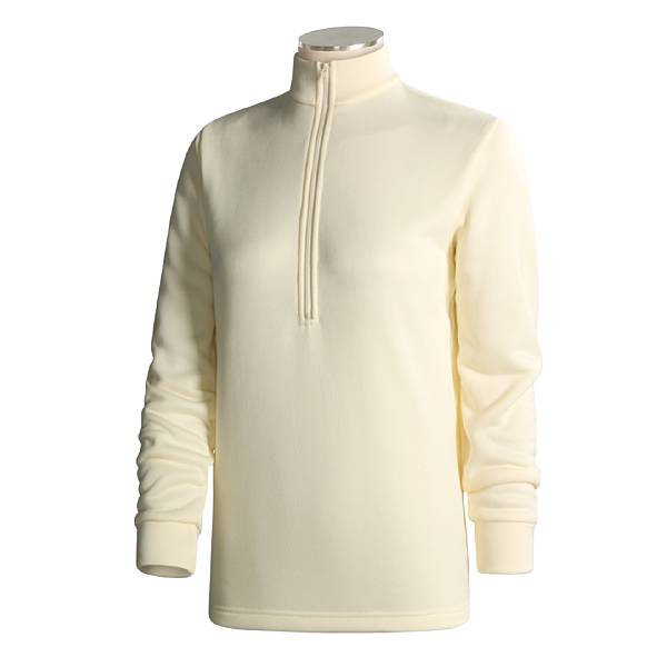 photo: Kenyon Polarskins Long Underwear Shirt - Heavyweight Zip Neck base layer top