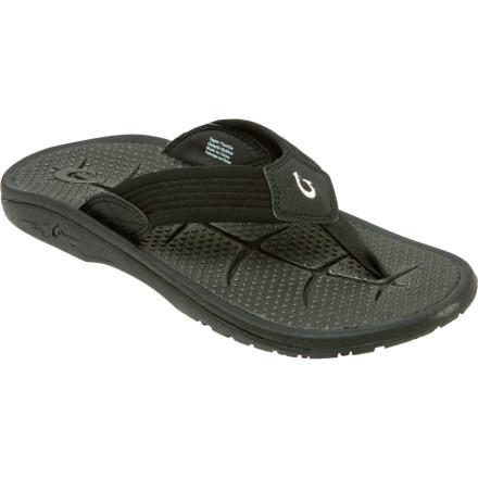 photo: OluKai Kohola Sandal flip-flop