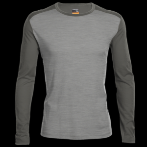 photo: Icebreaker 200 Lightweight Oasis Crewe base layer top