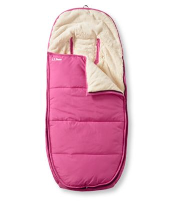 L.L.Bean Ultraplush Snow Bunting
