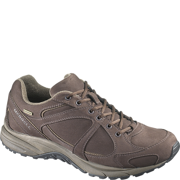 photo: Merrell Meridian Leather Waterproof trail shoe