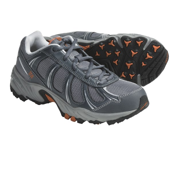 photo: Columbia Kaibab Plus trail running shoe