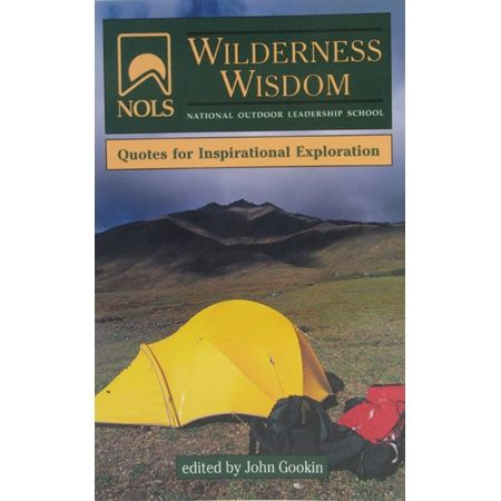 Stackpole Books NOLS Wilderness Wisdom