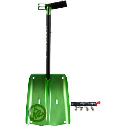 photo: K2 Rescue Shovel Plus snow shovel