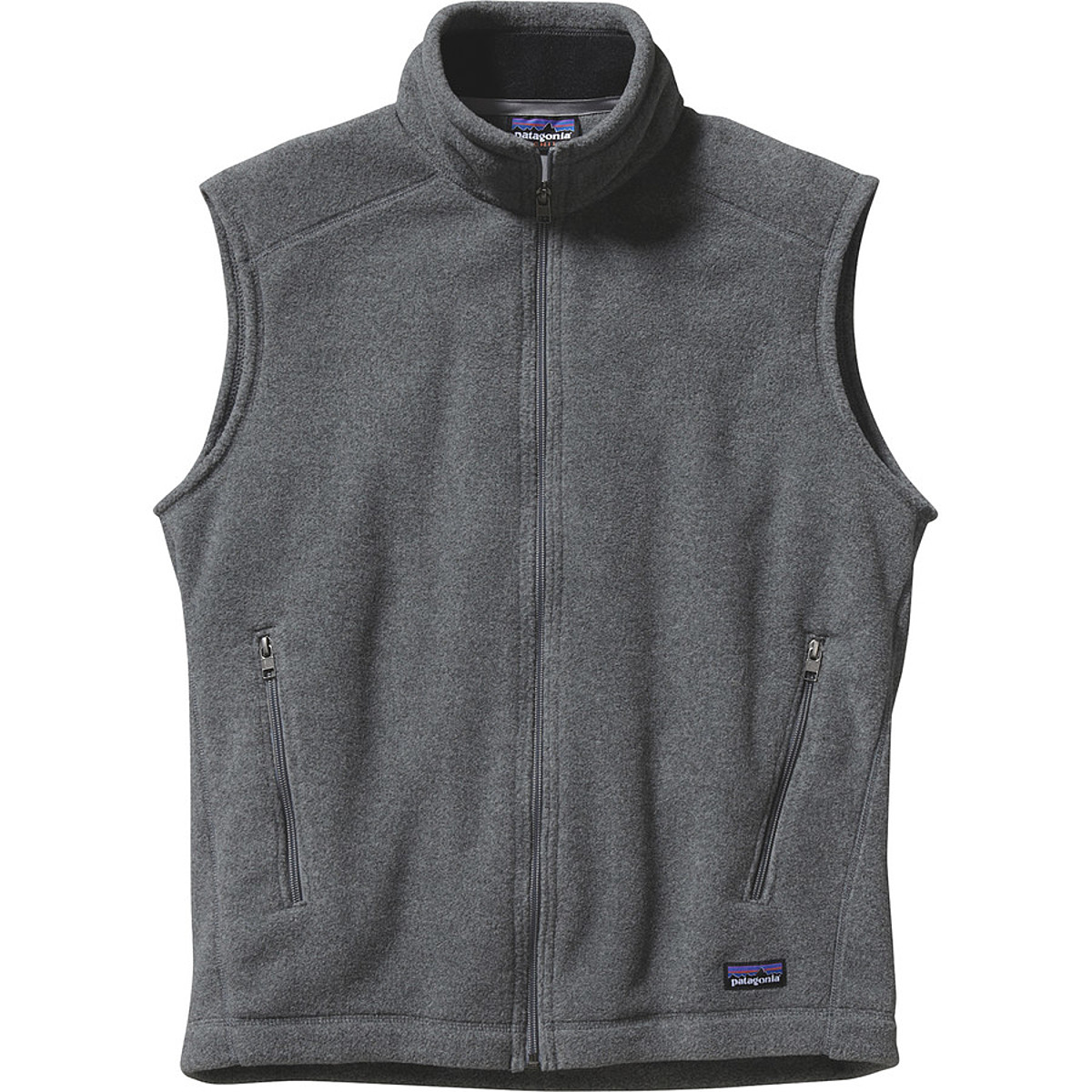 photo: Patagonia Synchilla Vest fleece vest