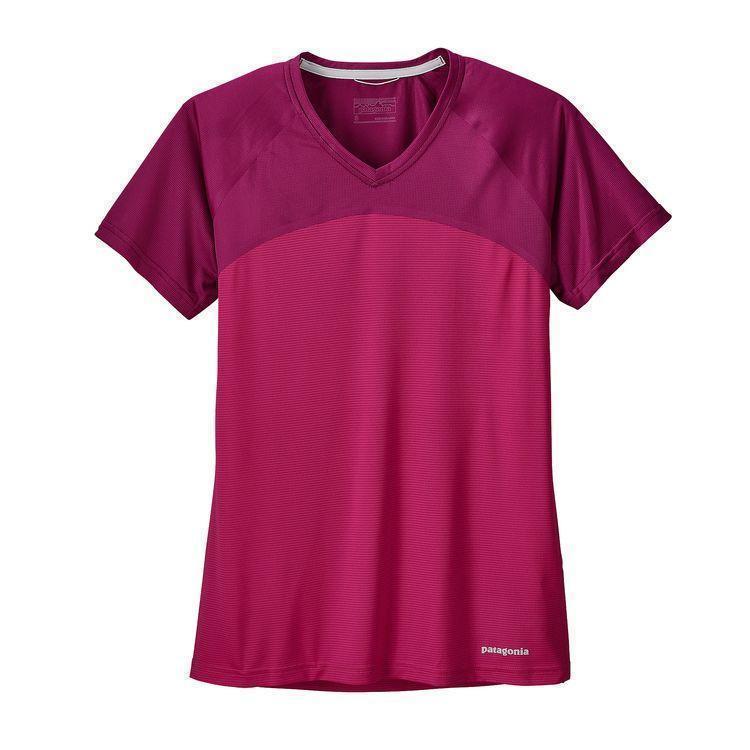 Patagonia Short-Sleeved Windchaser Shirt