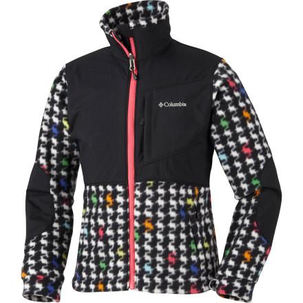 photo: Columbia Benton Creek Fleece fleece jacket