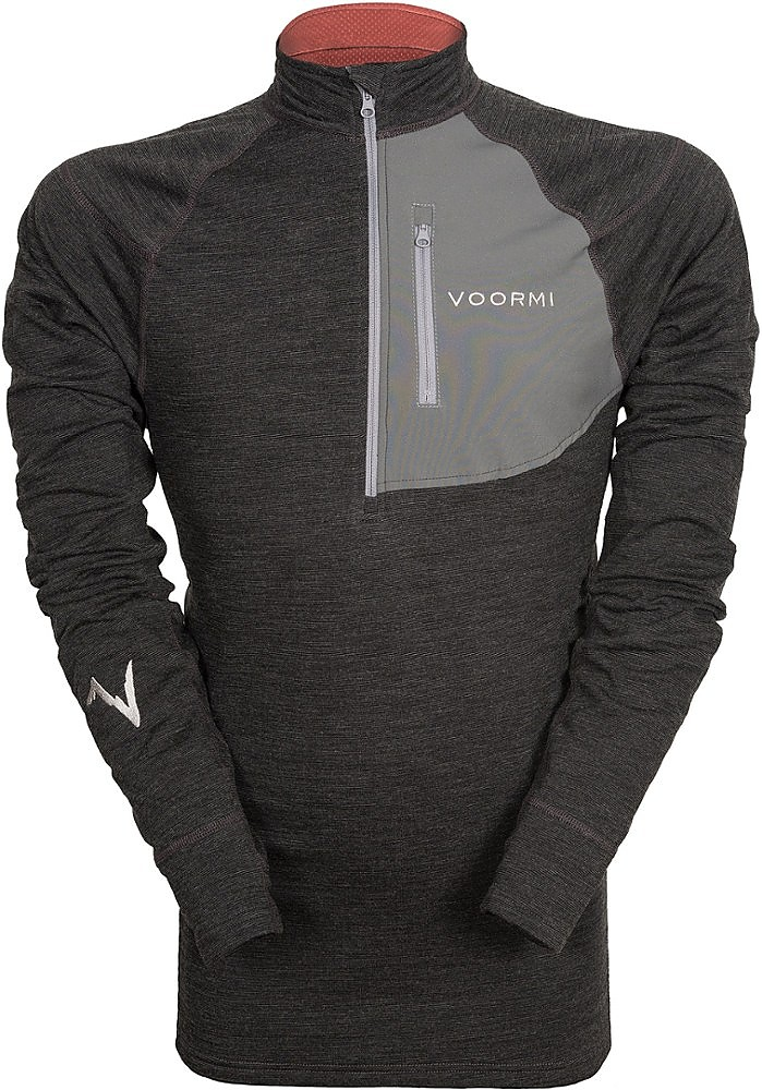 photo: Voormi Access Pullover long sleeve performance top