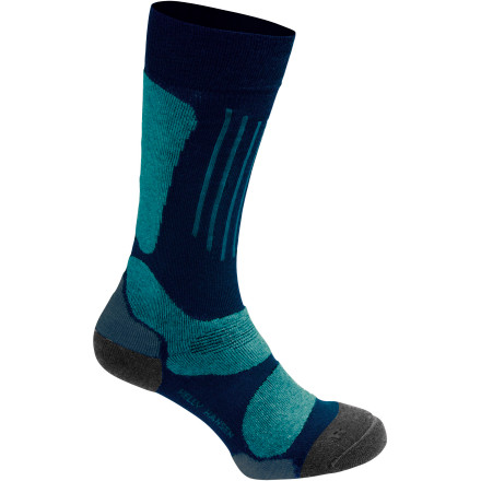 photo: Helly Hansen Warm Apex Ski Sock snowsport sock