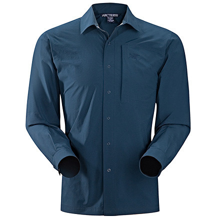 photo: Arc'teryx Envoy LS Shirt hiking shirt