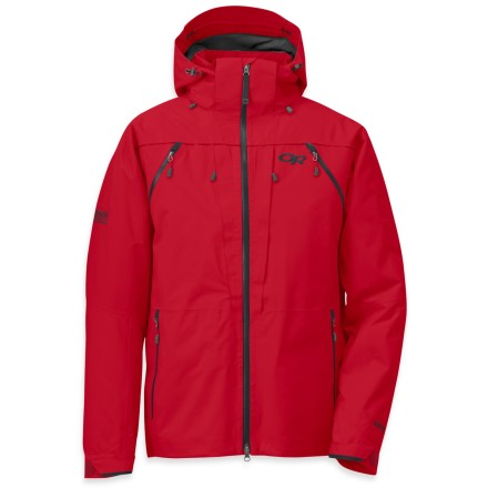 photo: Outdoor Research Inertia Jacket waterproof jacket