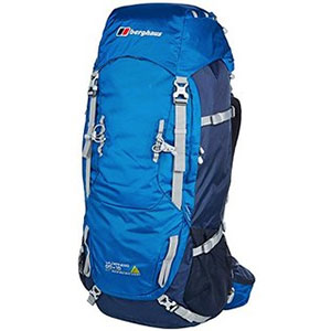 photo: Berghaus Wilderness 65+15 weekend pack (50-69l)