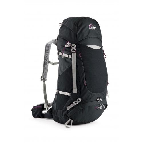 photo: Lowe Alpine AirZone Trek + ND 33:40 overnight pack (2,000 - 2,999 cu in)