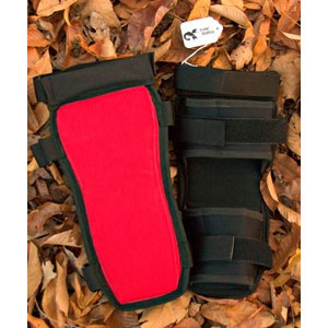 photo: Crawldaddies Knee Pads climbing accessory