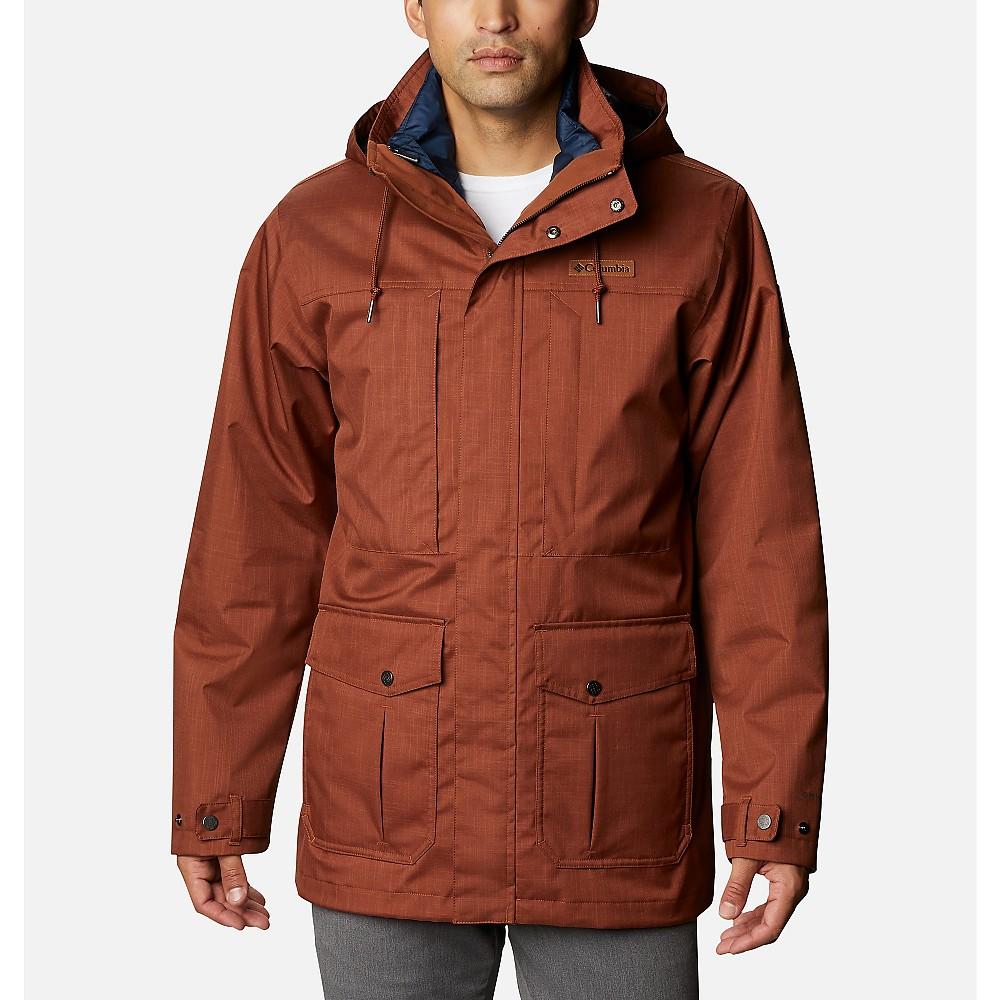 photo: Columbia Horizons Pine Interchange Jacket component (3-in-1) jacket