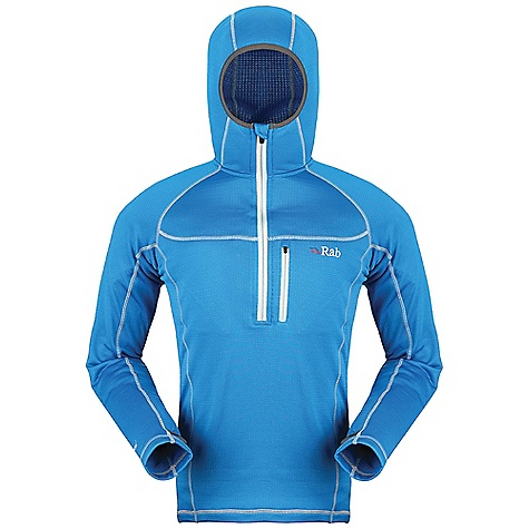 photo: Rab Baseline Hoodie base layer top