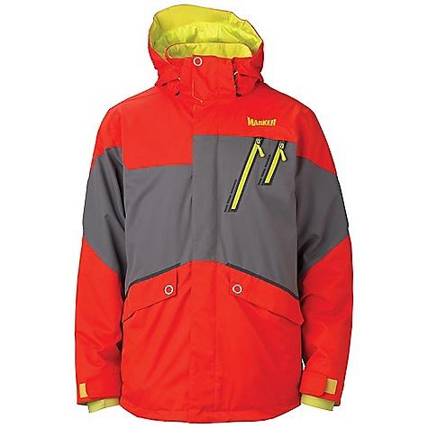 Marker Trance Jacket