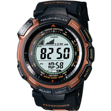 photo: Casio Pathfinder PAW1300B-4V compass watch