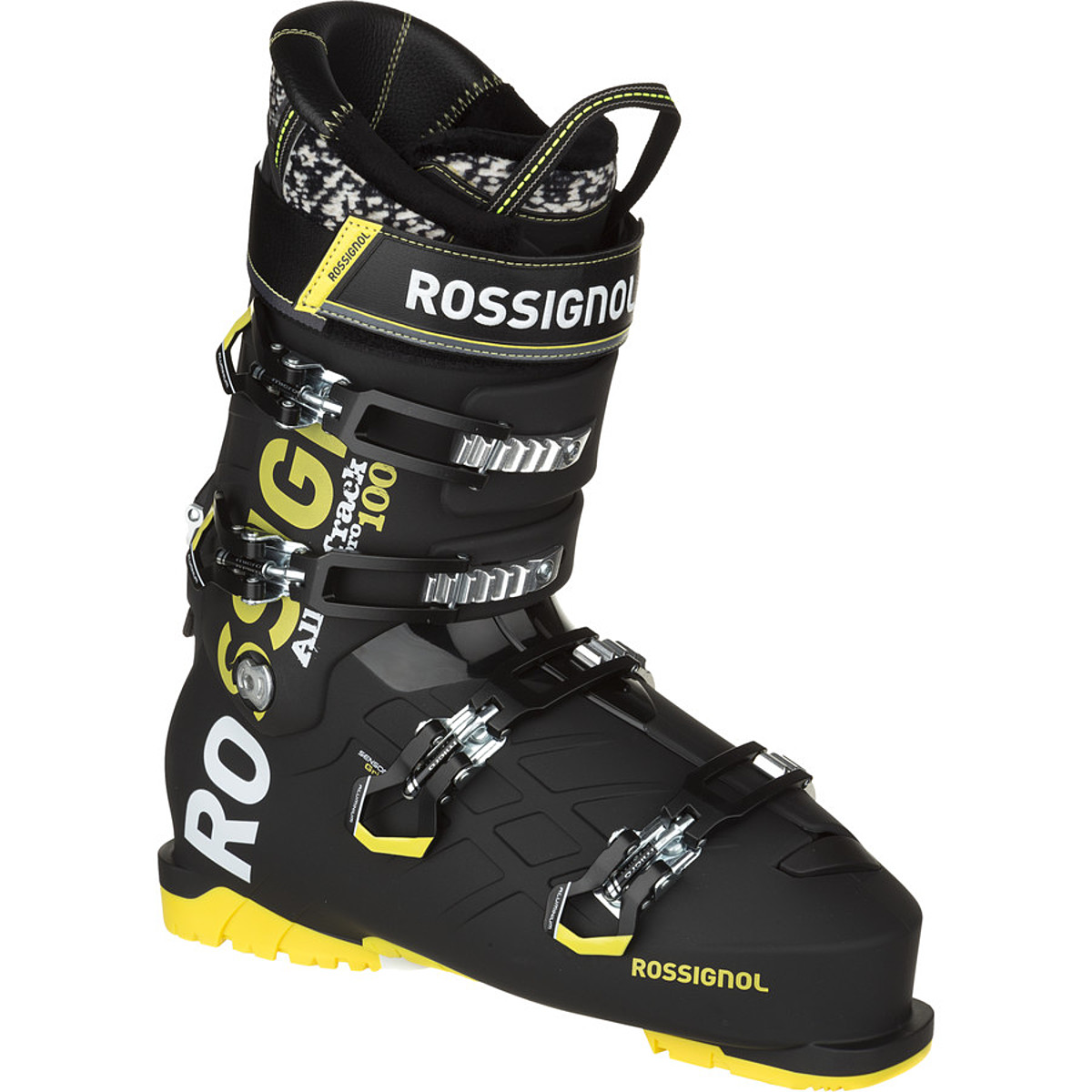 photo: Rossignol AllTrack Pro 100 alpine touring boot