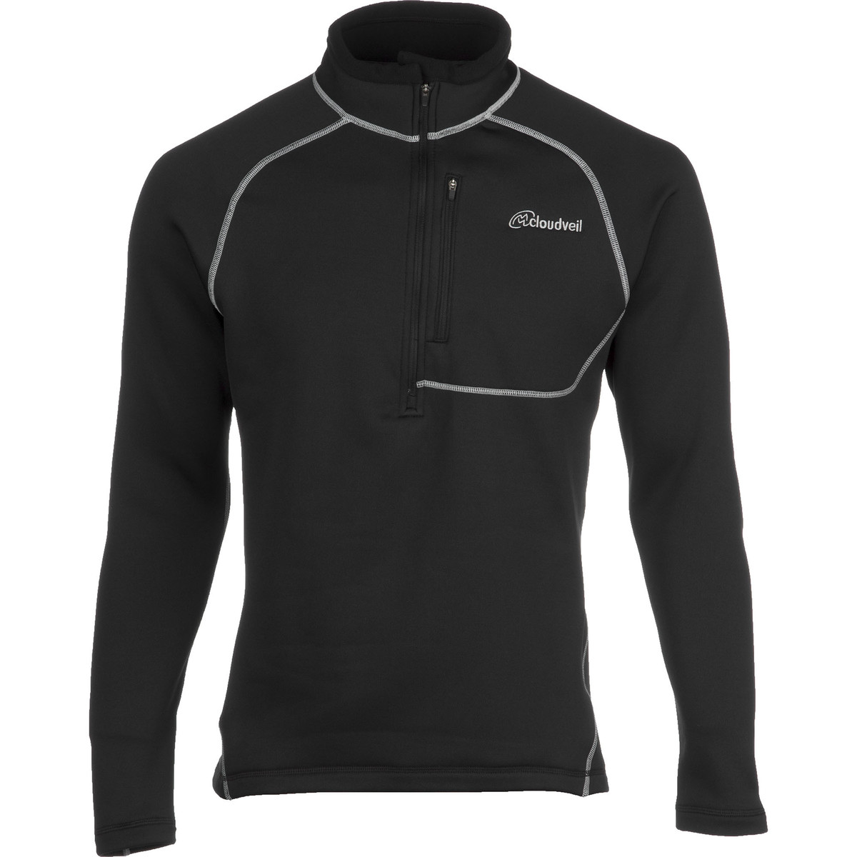 Cloudveil Run Don't Walk 1/4 Zip Pullover