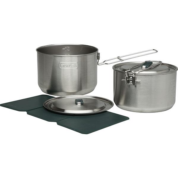 photo: Stanley Adventure Two Pot Prep + Cook Set pot/pan