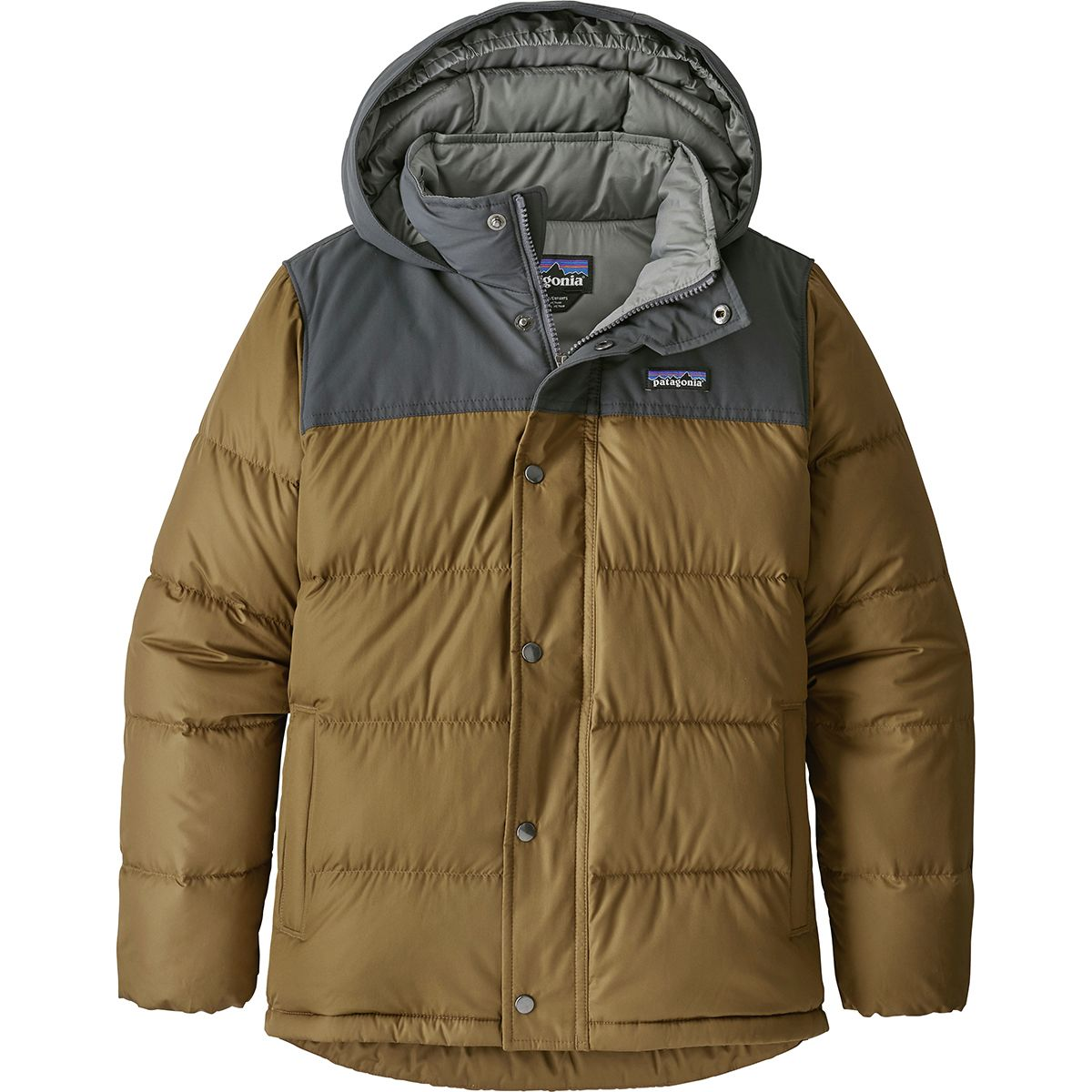 photo: Patagonia Bivy Down Hoody down insulated jacket