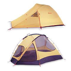 photo: Marmot Equinox three-season tent