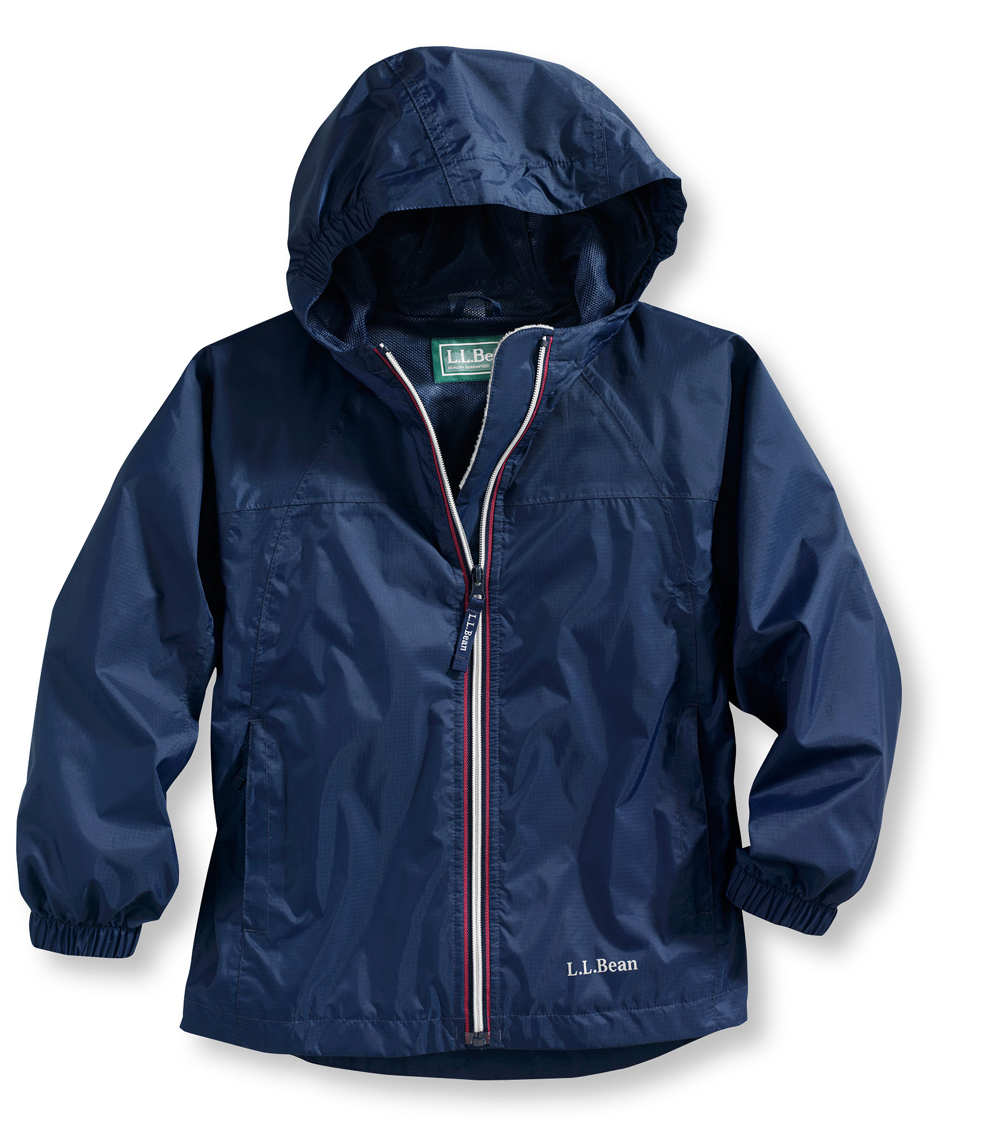 photo: L.L.Bean Kids' Discovery Rain Jacket waterproof jacket