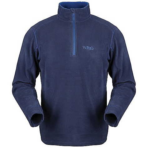 photo: Rab Micro Pull-On fleece top
