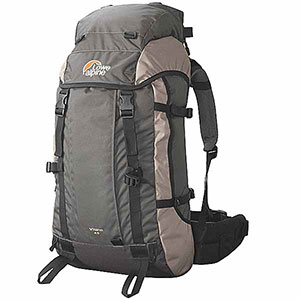 photo: Lowe Alpine Vision 40 overnight pack (35-49l)