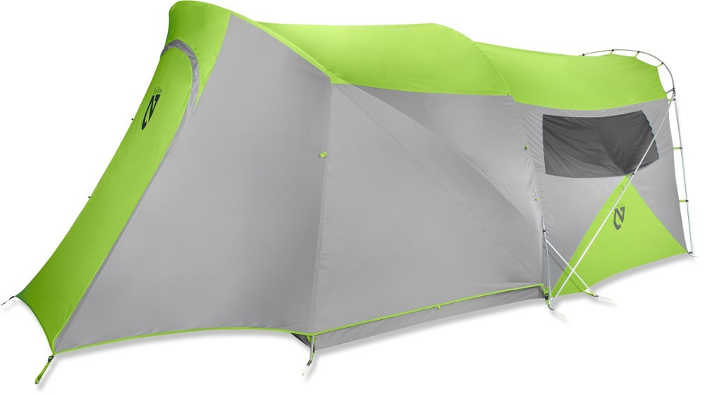 photo: NEMO Wagontop 8P three-season tent