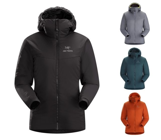 photo: Arc'teryx Women's Atom AR Hoody synthetic insulated jacket