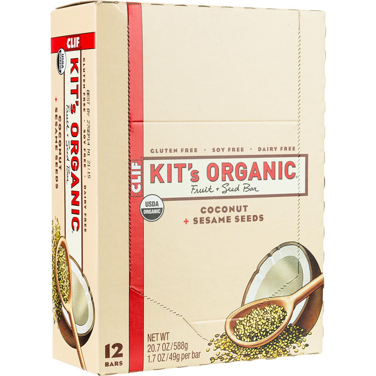 Clif Kit's Organic Fruit & Seed