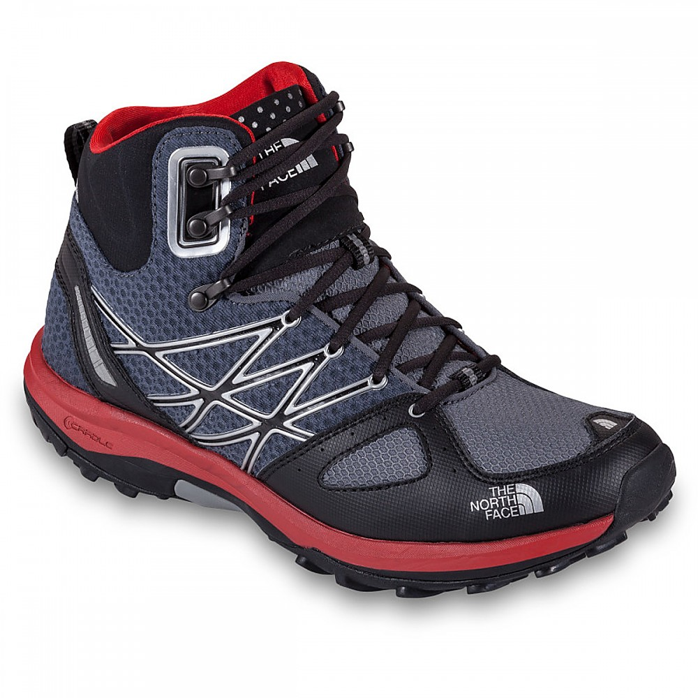 photo: The North Face Ultra Fastpack Mid hiking boot
