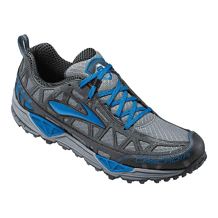 photo: Brooks Cascadia 8 trail running shoe