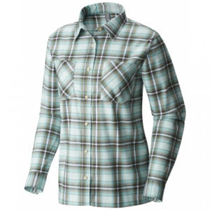 Mountain Hardwear Stretchstone Boyfriend Long Sleeve Shirt