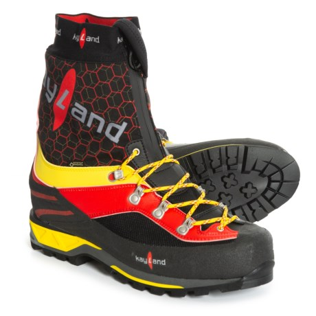 photo: Kayland Apex Evo GTX mountaineering boot