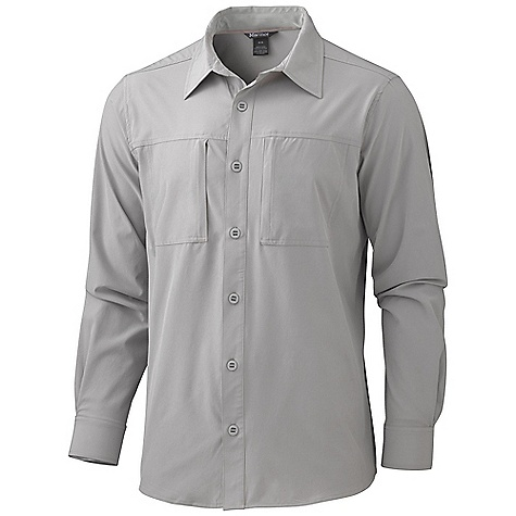 photo: Marmot Estes LS hiking shirt