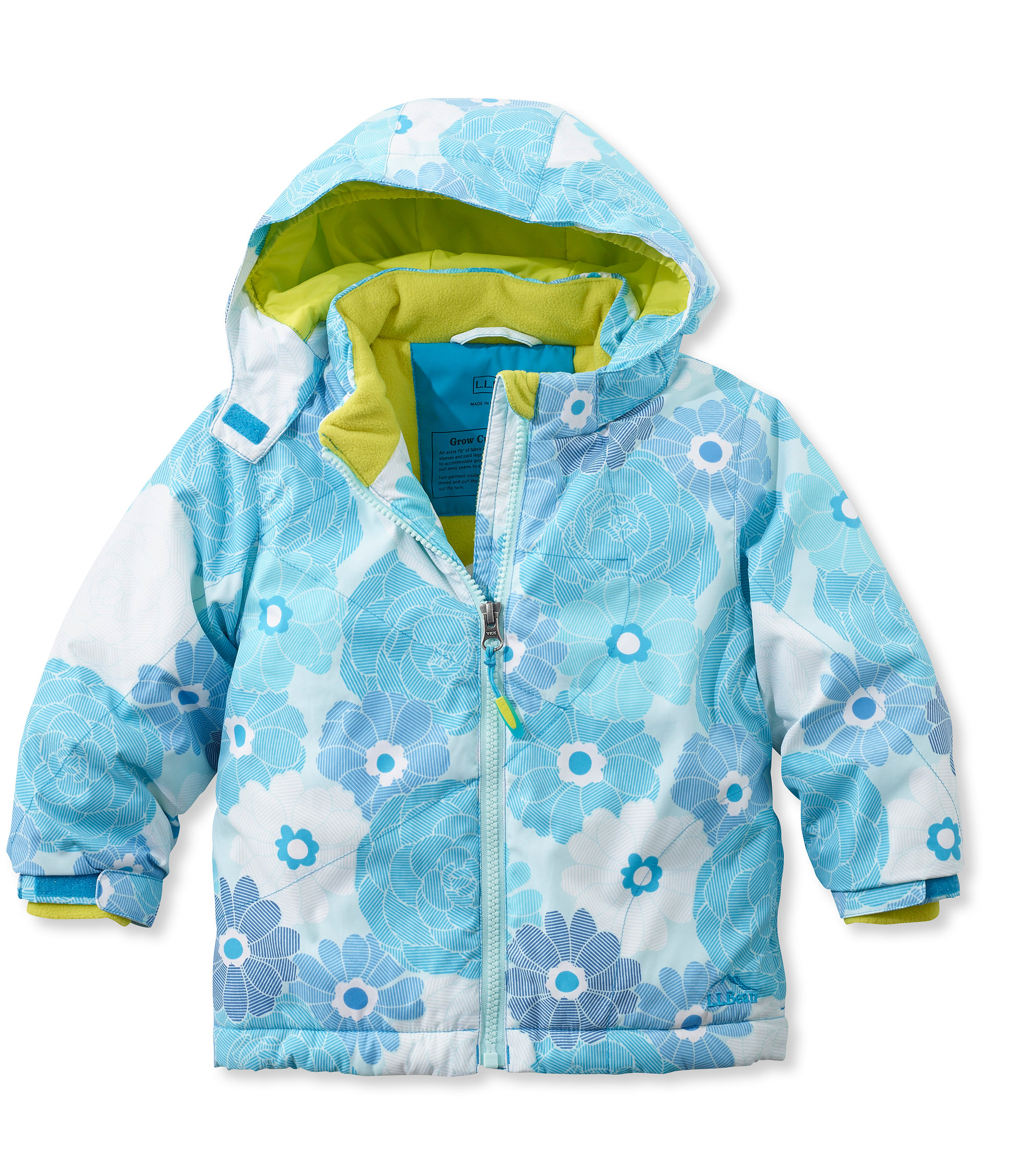 photo: L.L.Bean Girls' Mogul Jumper Jacket synthetic insulated jacket