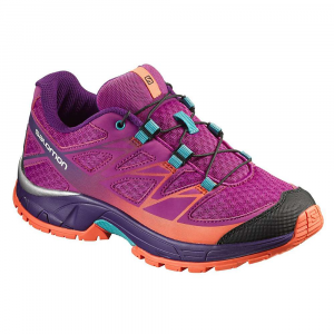 photo: Salomon Wings trail running shoe