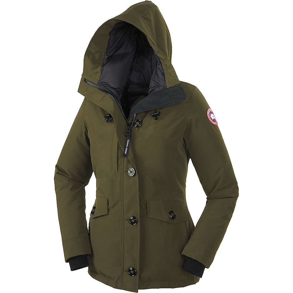 photo: Canada Goose Rideau Parka down insulated jacket