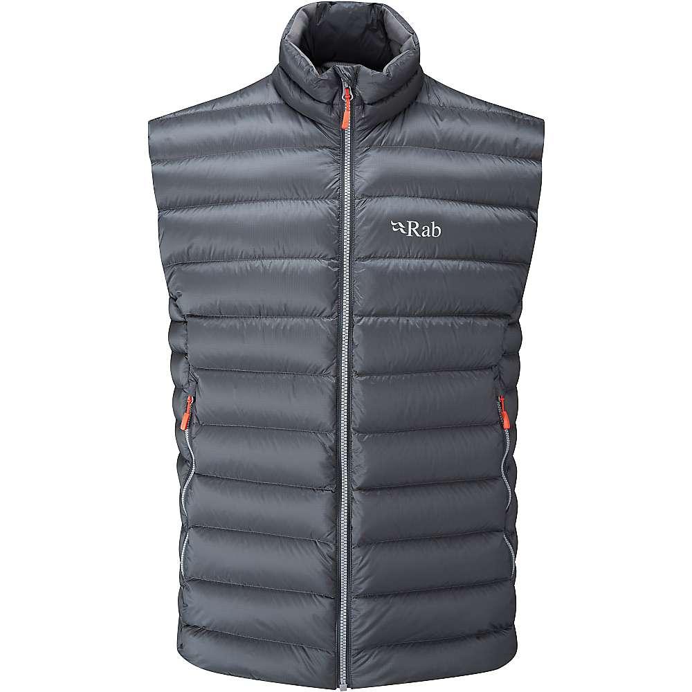 photo: Rab Men's Electron Vest down insulated vest