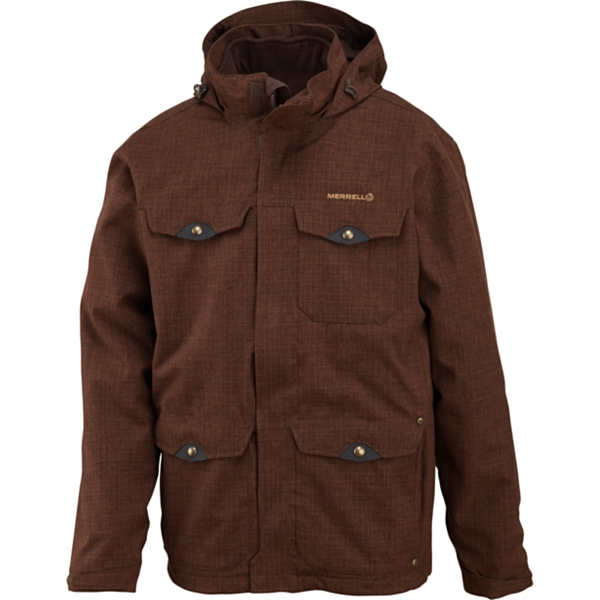 photo: Merrell Westcott Jacket synthetic insulated jacket