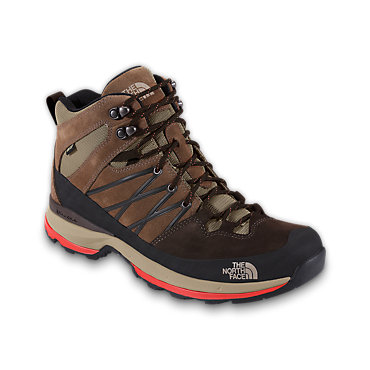 photo: The North Face Wreck Mid GTX hiking boot