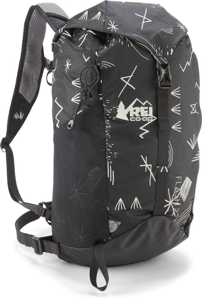 photo: REI Flash 22 daypack (under 35l)