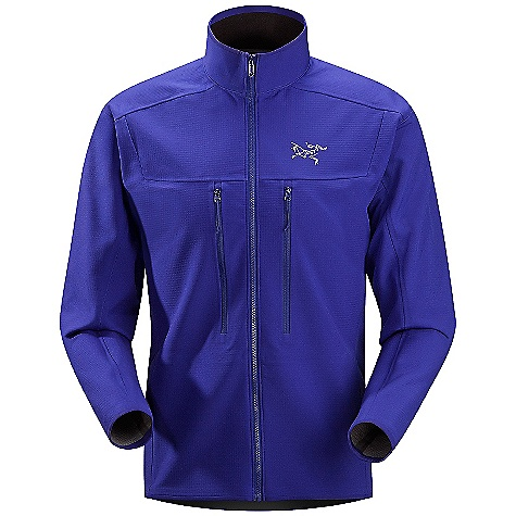 photo: Arc'teryx Acto MX Jacket soft shell jacket