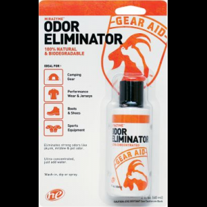 photo: Gear Aid MiraZyme Odor Eliminator equipment cleaner/treatment